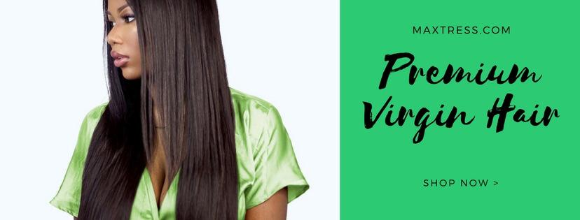 Virgin Human Hair Burn Test   Maxtress