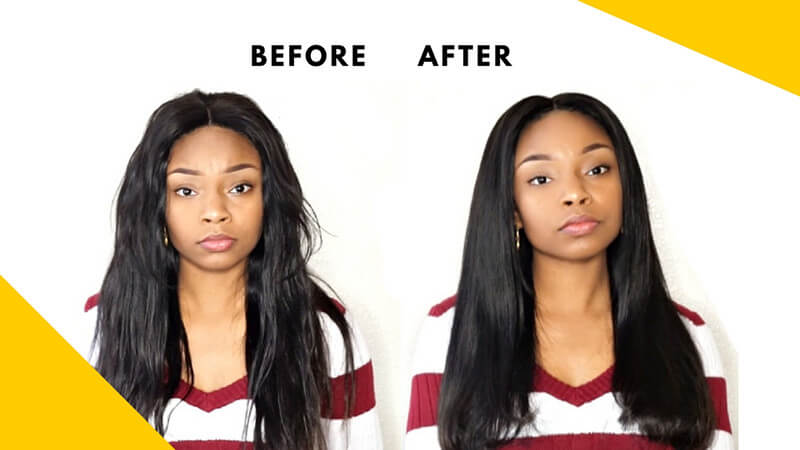 How To Bring Brazilian Hair Weave Back To Life Maxtress